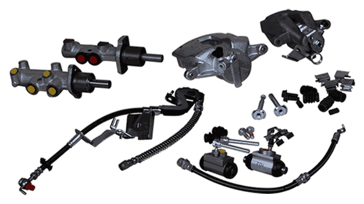Hydraulic brake parts | NK Autoparts